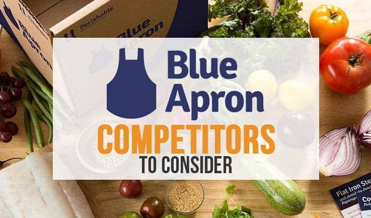 To consider companies similar to Blue Apron