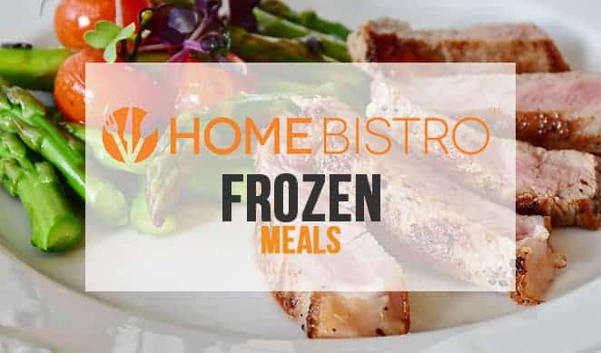 Frozen Meals by Home Bistro