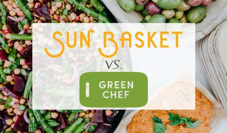 Sun Basket or Green Chef, a guide