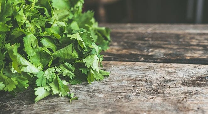 image of parsley