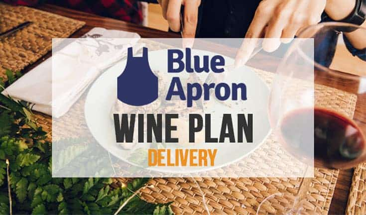 Wine Plan Delivery from Blue Apron