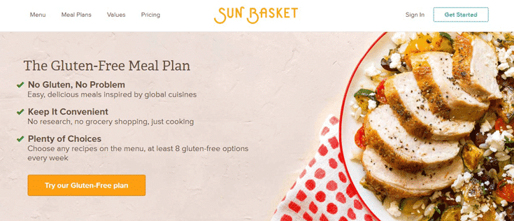Food Allergies Sun Basket