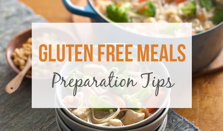 How to prepare Gluten-free foods
