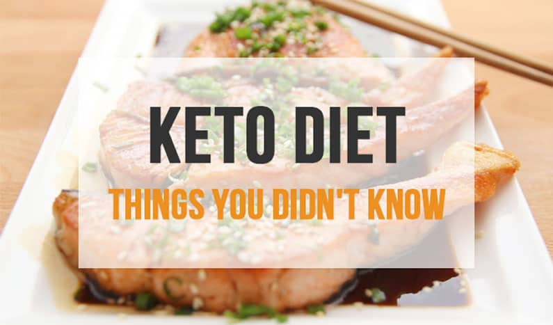 Unknown facts about Keto Diet