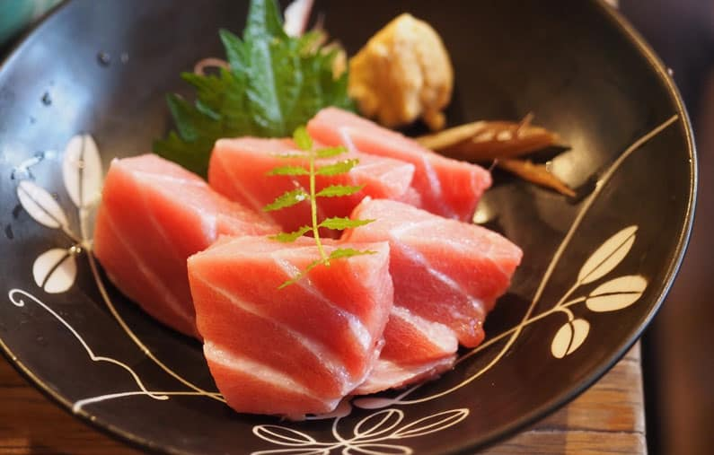 Image of tuna