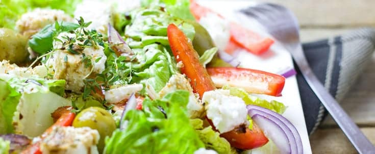 image of Greek Salad