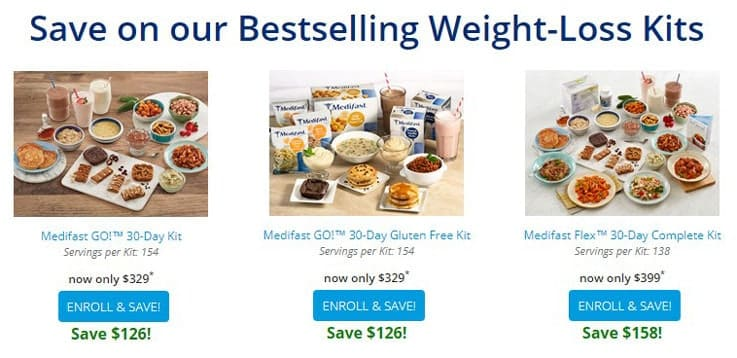 Weight-Loss Kits