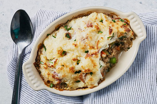 image of Turykey Shepherd's Pie by Freshly
