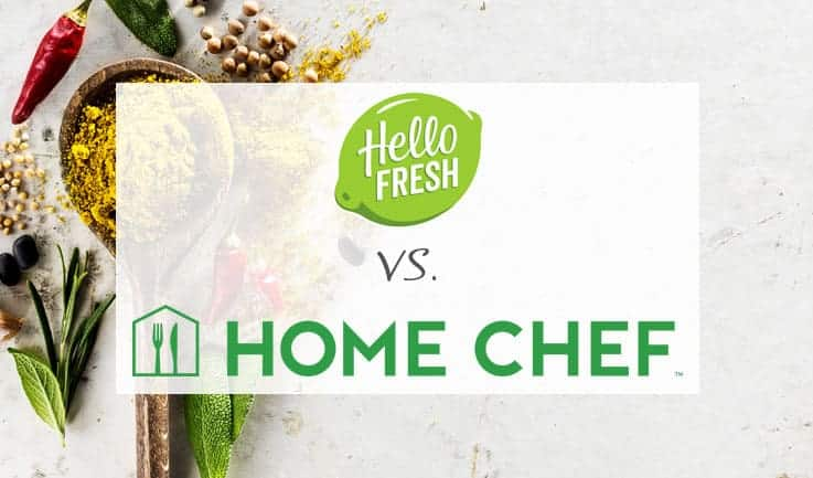 Hello Fresh vs Home Chef