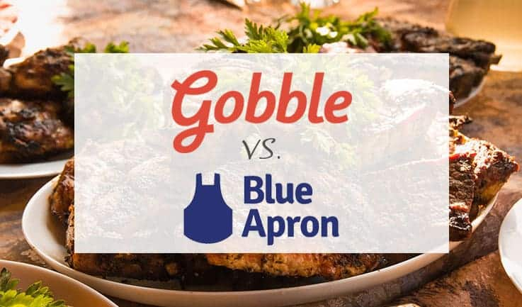 Gobble vs Blue Apron Ultimated Comparison