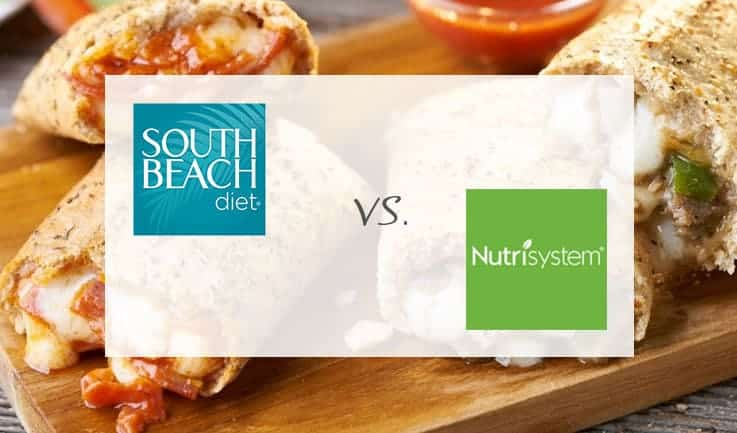 South Beach Diet vs Nutrisystem comparison