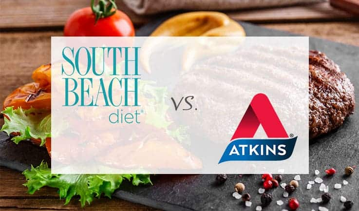 South Beach Diet and Atkins Compared