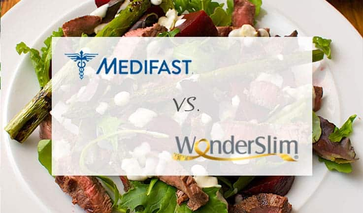 image of Medifast and Wonderslim