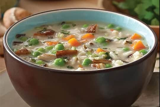 image of Rice & Chicken Soup Medifast