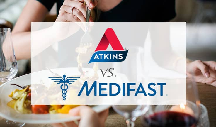 Comparison of Atkins and Medifast