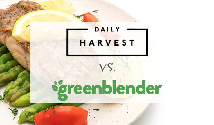 Daily Harvest vs Green Blender Ultimate Comparison