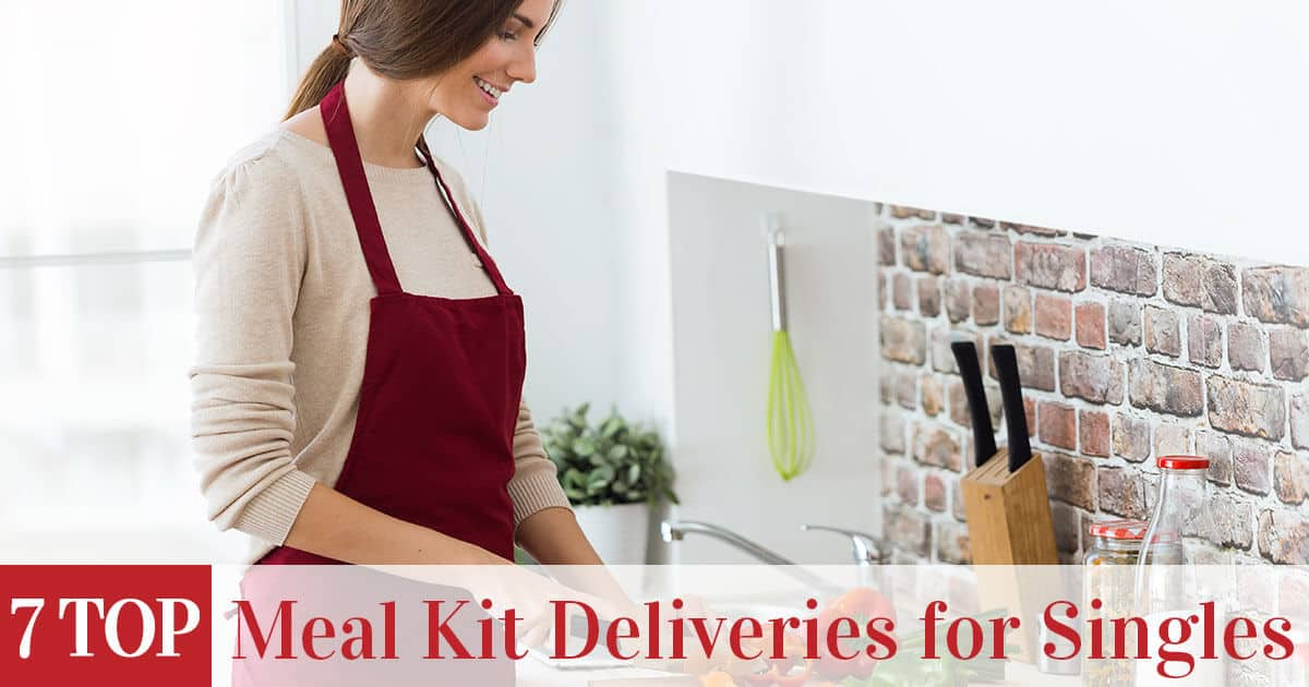 Top Rated Meal Kit Services for Singles