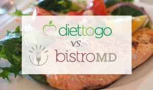 Ultimate Diet-To-Go vs BistroMD Comparison