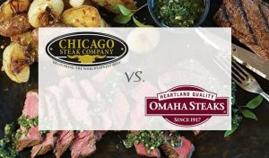chicago steak company vs omaha steaks image