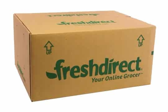 fresh direct box image