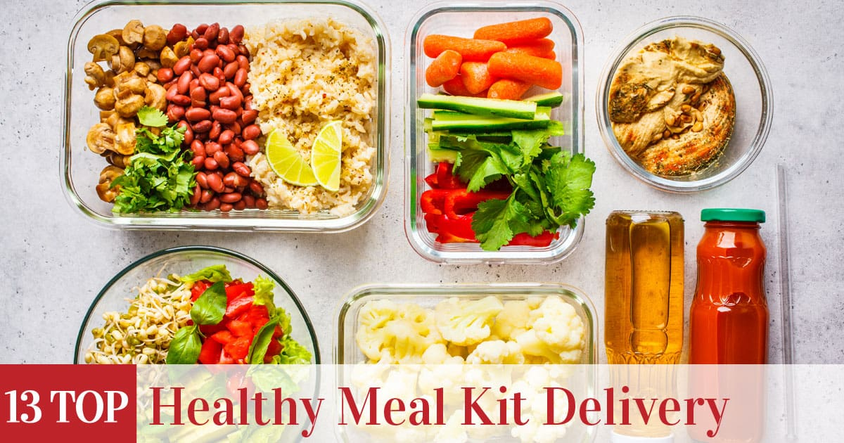 Featured image of Healthy Meal Kit