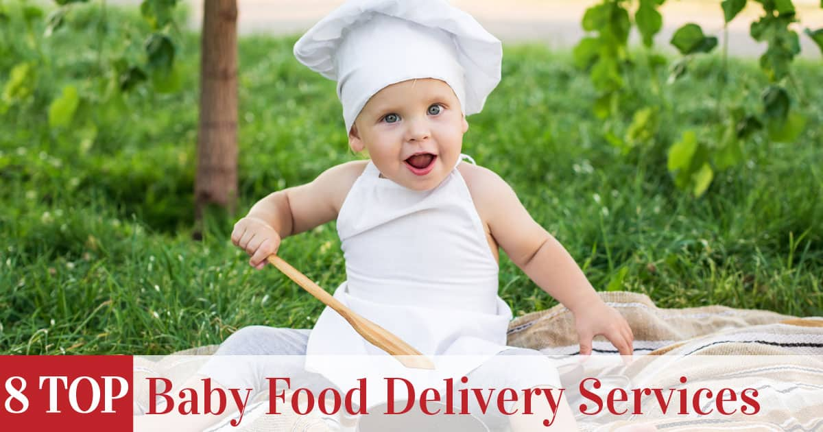 Featured image of cute baby chef