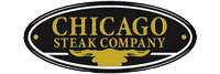 chicago steak company logo image