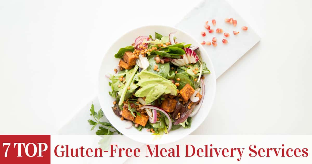 Featured image of top rated Gluten-Free Meal Delivery Services
