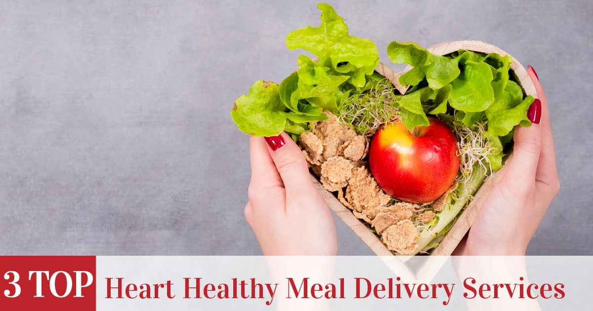 Featured image of top rated Heart Healthy Meal Delivery Services