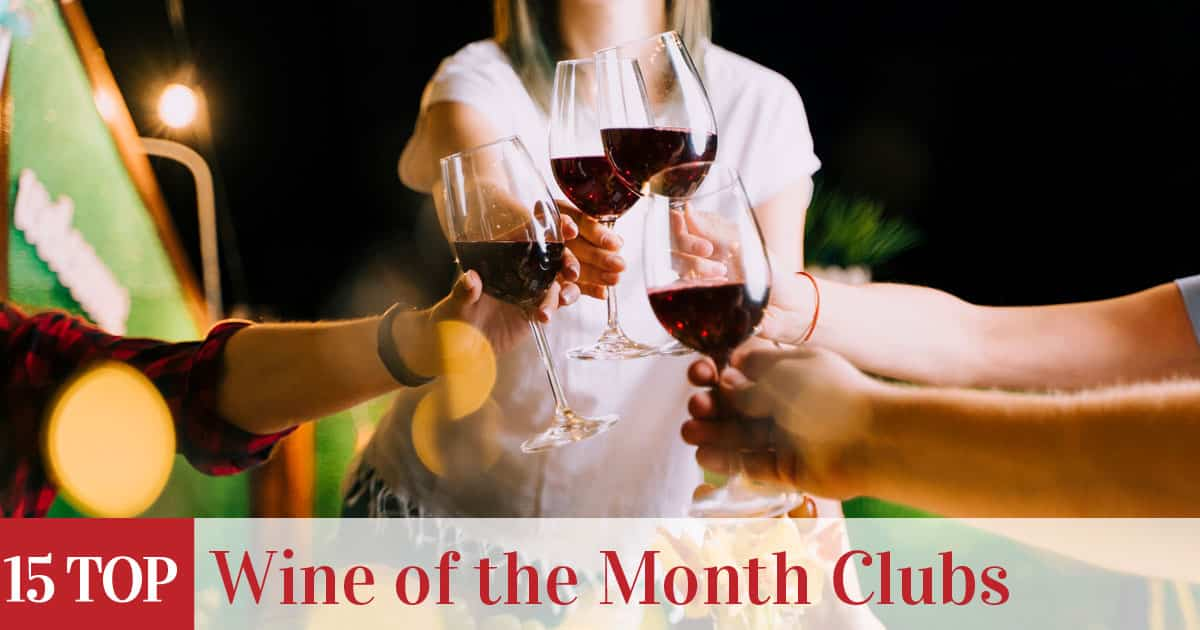 Featured image of top rated wine of the month clubs