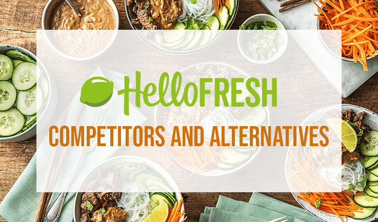 HelloFresh Competitors image