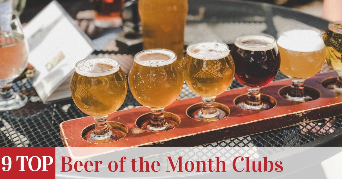 Featured image of top rated Beer of the Month Clubs