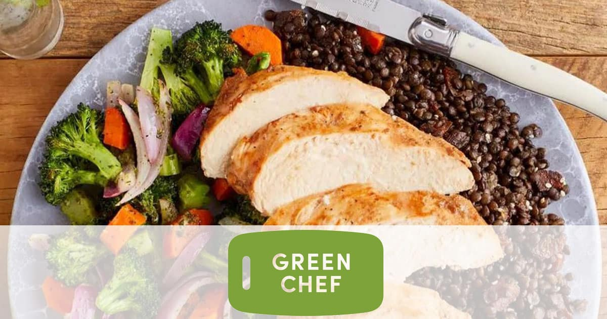 Green Chef service review image