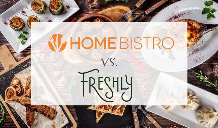 Home Bistro vs Freshly Ultimate Comparison