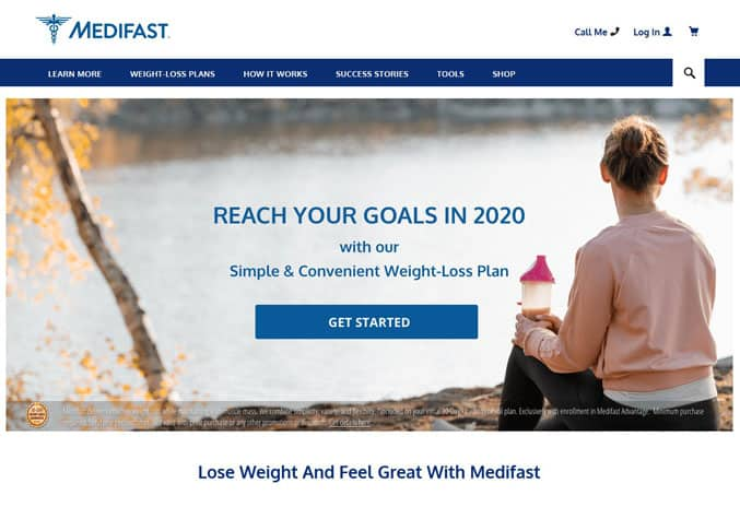 Image of medifast header
