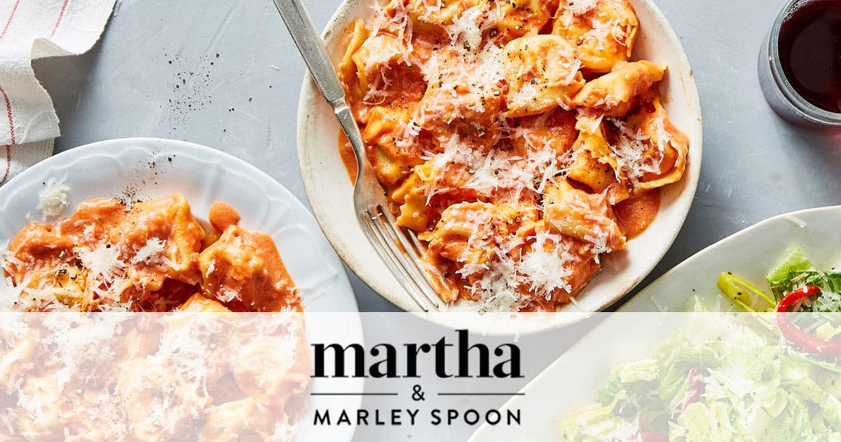 Martha & Marley Spoon service review image