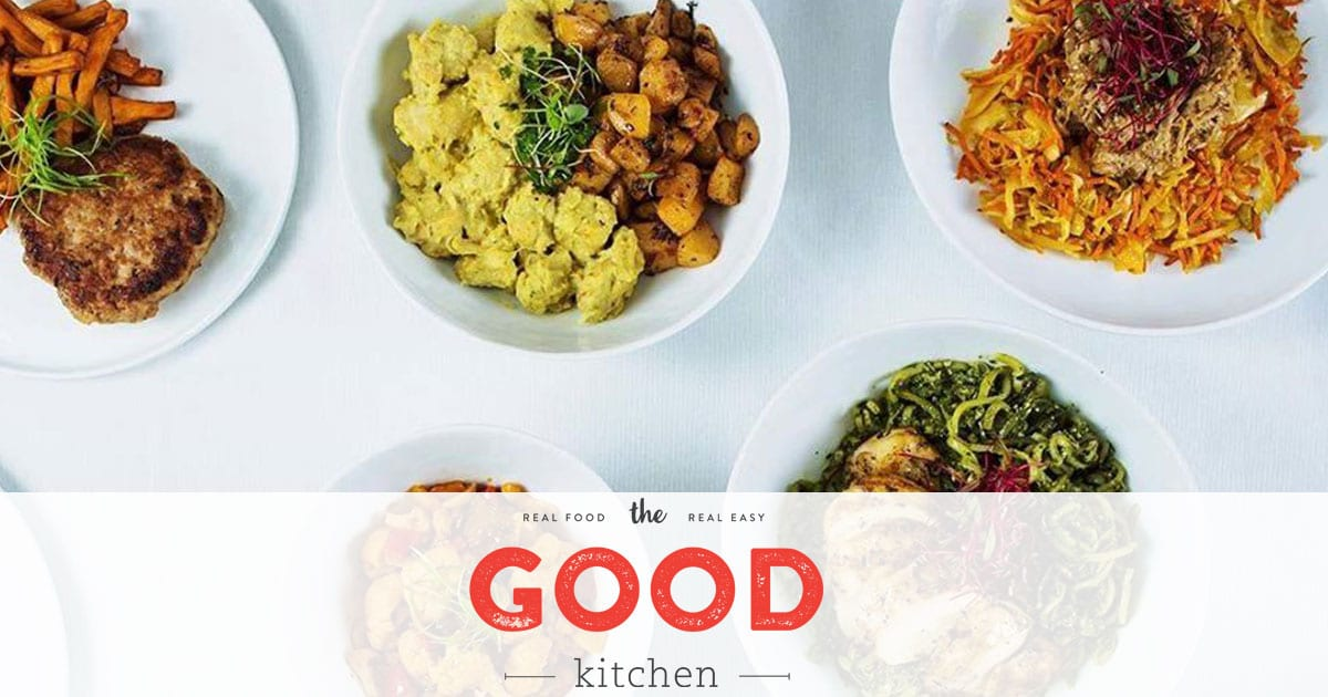 The Good Kitchen service review image