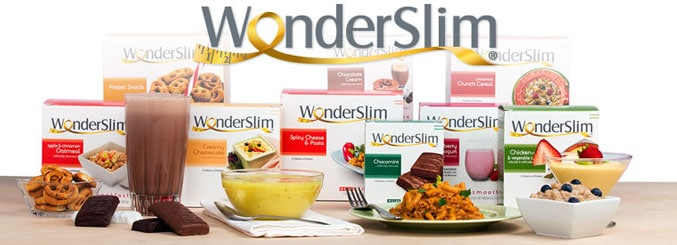 wonderslim products image
