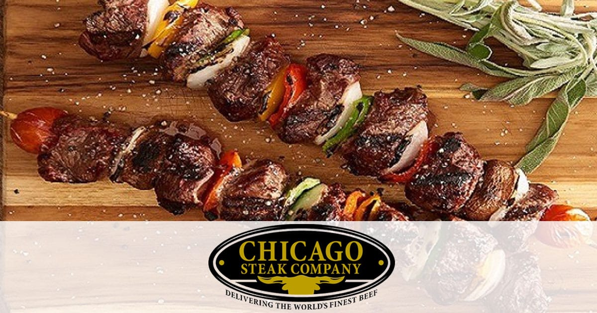 Chicago steak company service review image