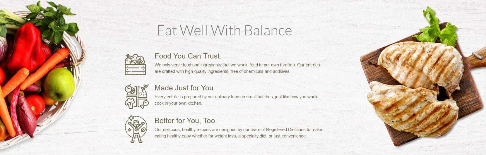 image of balance by bistromd features