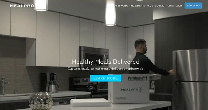 image of mealpro header
