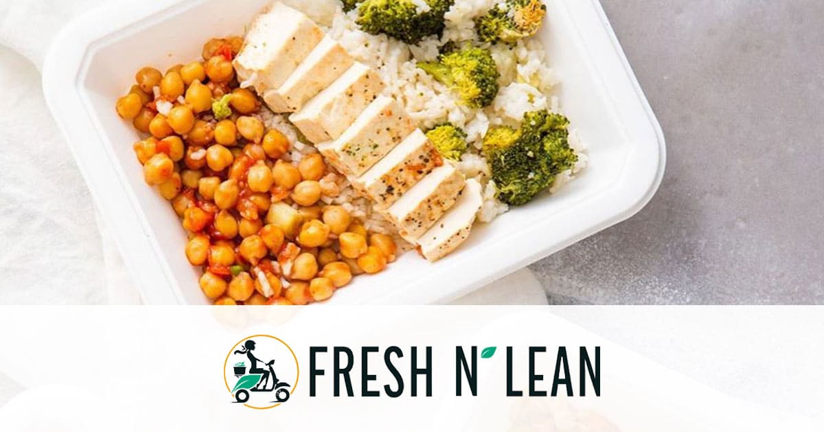 Fresh n lean service review image