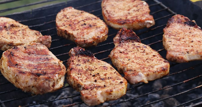 image of grilled meat